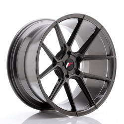 Lietie diski R18 5x112 JAPAN RACING JR30 Hyper Grey