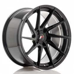 Lietie diski R19 5x120 Japan Racing JR36 Glossy Black