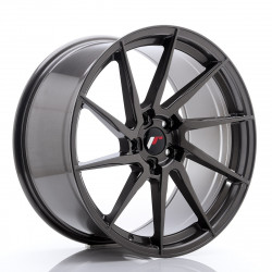 Lietie diski R18 5x114.3 JAPAN RACING JR36 Hyper Gray