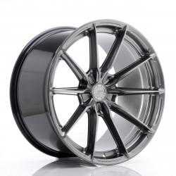 Lietie diski R19 5x112 Japan Racing JR37 Hyper Black